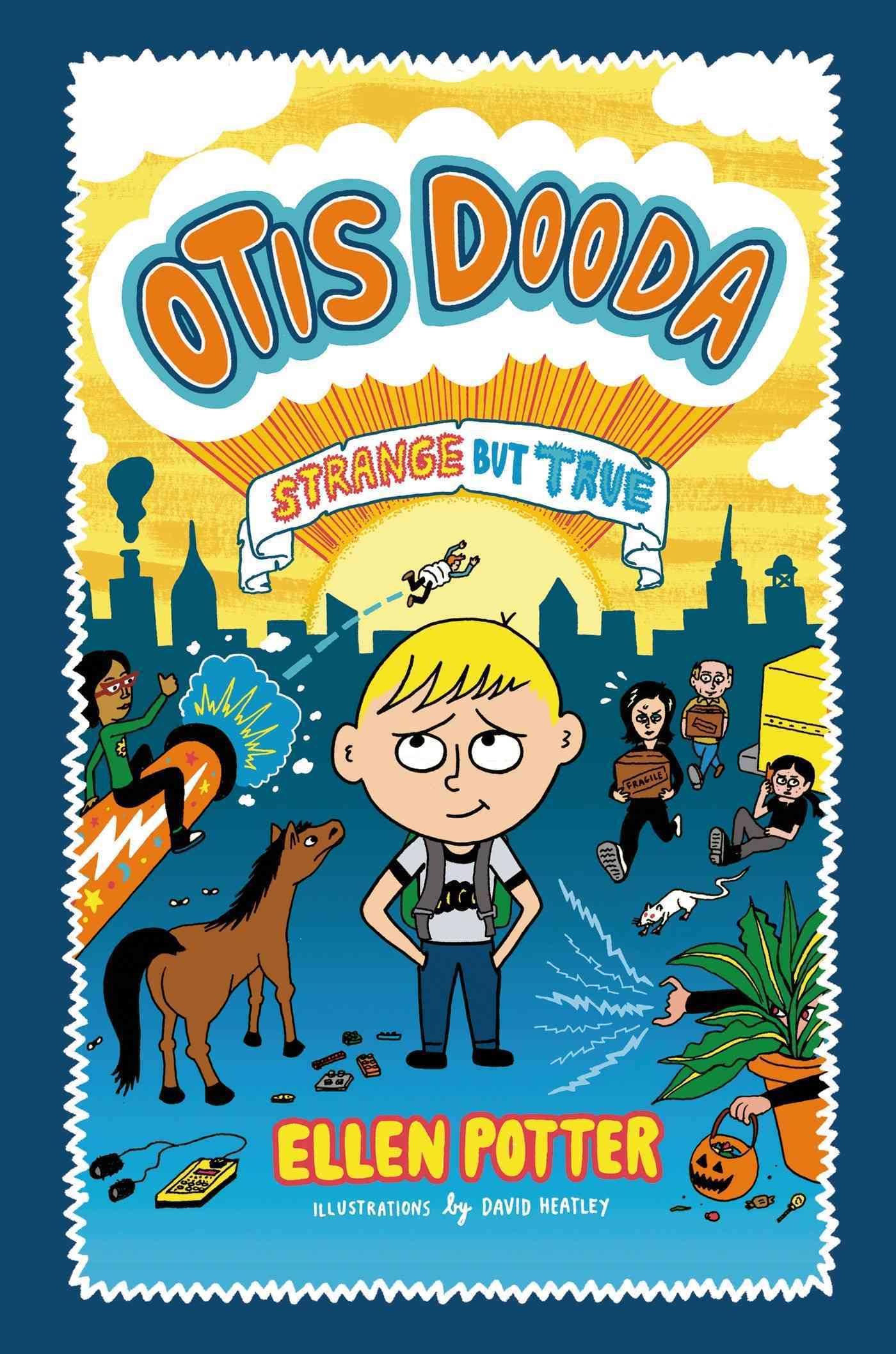 Otis Dooda By Potter, Ellen/ Heatley, David (ILT)